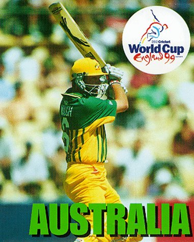 Cricket World Cup: Australia Team Mini Book (Cricket World Cup team mini books)