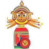 Toiing Craftoi 3D DIY Paper Craft Toy - Durga