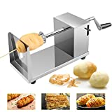 Uten Potato Twister Machine Cutter Chips Machine Cooking Tool For Home Kitchen Barbecue