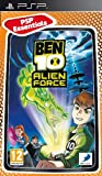 #2: Ben 10 - Alien Force Essentials Pack (Sony PSP)