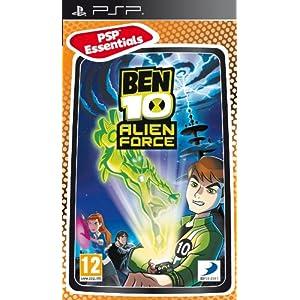 PSP – Ben 10 – Alien Force Essentials Pack [UK Import]