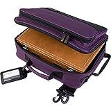 Protec A307PR Deluxe Clarinet Case Cover - Purple