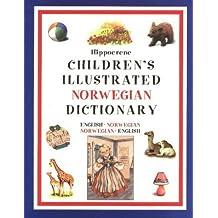 Children's Illustrated Norwegian Dictionary (Hippocrene Children's Illustrated Foreign Language Dictionaries)