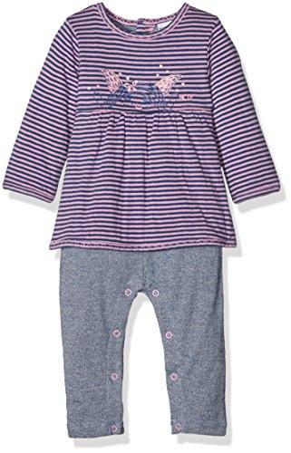 3 pommes Baby-Mädchen Unterwäsche-Set 3I32060, Blau (Indigo), 80 Preisvergleich