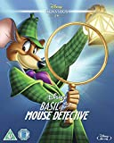 Basil the Great Mouse Detective [Blu-ray] [UK Import]