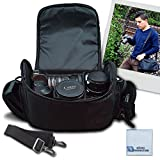 Best eCost Cameras - Large Digital Camera / Video Padded Carrying Bag Review