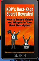 KDP's Best-Kept Secret Revealed: How to Embed Videos and Widgets in Your Book Description