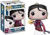 FunKo Pop Vinile Disney Personaggio Mulan (New), 9 cm, 21194