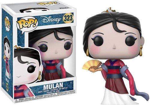 Pop Disney Mulan Vinyl Figure