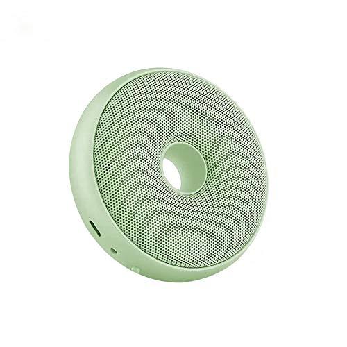 LQ Purificador de Aire del hogar eléctrico generador de ozono portátil Coche Frigorífico,Verde