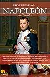 Image de Breve historia de Napoleón
