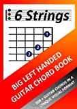 Big Left Handed Guitar Chord Book