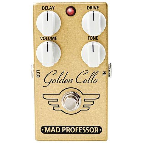 Mad Professor Golden Cello · Effektgerät E-Gitarre