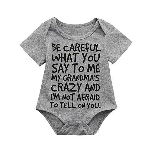 Kleinkind Säuglingsbabykleidung Set Kurzarmshirts + Strap Rock oder kurzes Baumwolloutfit Set 2 Stück 0.5-4 (4 Stück Kurzarm Kostüme)