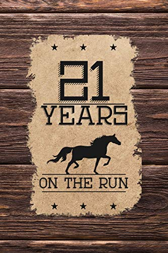 21st Geburtstag Party Ideen - 21st Birthday Journal: Lined Journal