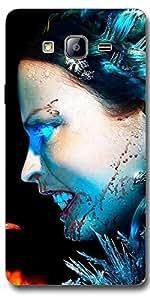 SEI HEI KI Designer Back Cover For Samsung Galaxy On5 - Multicolor
