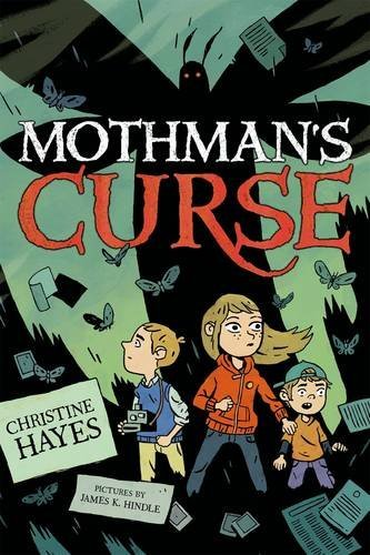 Mothman's Curse by Christine Hayes (2016-09-27)