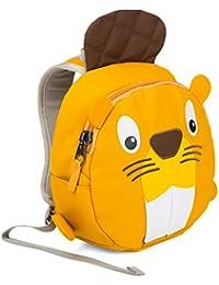 Preisvergleich für Affenzahn Kinder-Rucksack mit Brustgurt für 1-3 jährige Jungen und Mädchen im Kindergarten oder Kita der Kleine...