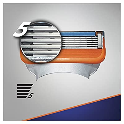 Gillette Fusion Razor Blade, Packaging May Vary