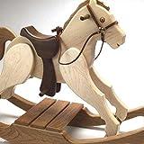 Woodcraft Magazine Holzarbeitsprojekt-Papierplan zum Aufbau von Schaukelpony