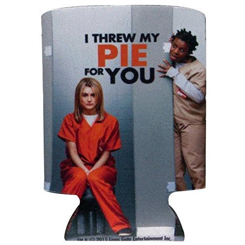 Orange Is The New Black I Threw My Pie For You Dosenkühler -