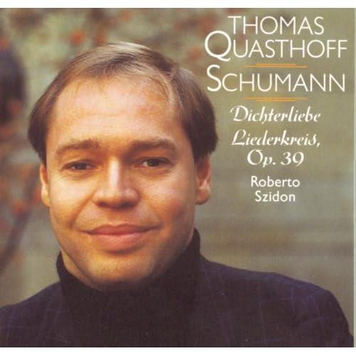 Liederkreis, Op. 39: Liederkreis, Op. 39: Liederkreis, Op. 39: Liederkreis, Op. 39: In der Fremde, Op. 39/8: Ich hör die Bächlein rauschen