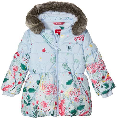 s.Oliver Baby-Mädchen 59.909.52.2740 Mantel, Mehrfarbig (As Original 0009), (Herstellergröße: 92)