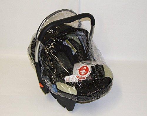 Kiddies Universal Baby Autositz Regenschutz 0+ für Maxi Cosi, Graco etc.