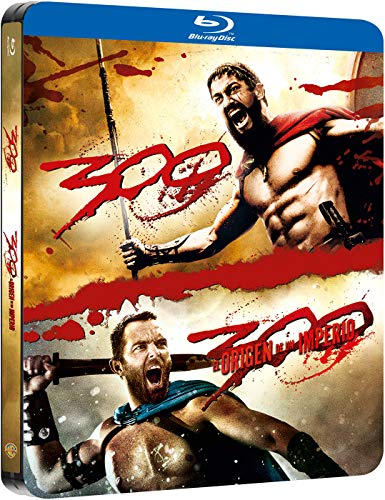 Pack 300 1+2 Black Metal Edition Blu-Ray [Blu-ray]