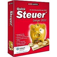 QuickSteuer Deluxe 2021: Steuern sparen - Schnell! Einfach! Sicher!