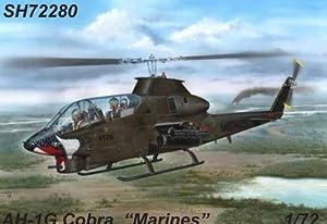 Unbekannt Special Hobby sh72280-Maqueta de Ah de 1G Cobra, Marines