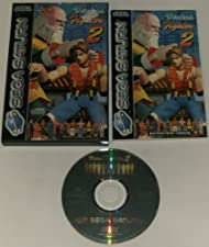 Virtua Fighter 2 (Sega Saturn) - PAL