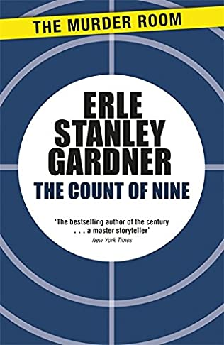 book cover of The Count of Nine