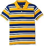 #8: DJ&C By fbb Boys' Striped Regular Fit Polo