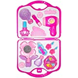 Kotak Sales Beauty Parlor Make Up Set Toy Hair Dresser Facial Accessories Kit Play Set Toys For Girls