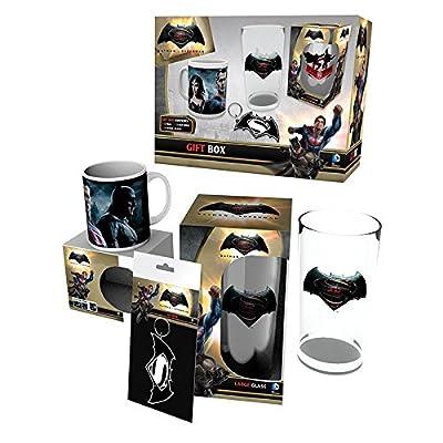 GB EYE - Coffret Cadeau Batman v Superman