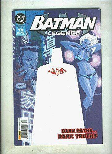 Batman Legends volumen 1 numero 14