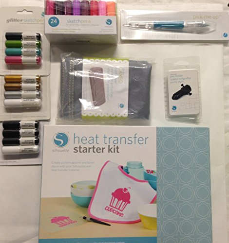 Silhouette Cameo Kit 3 accessoires