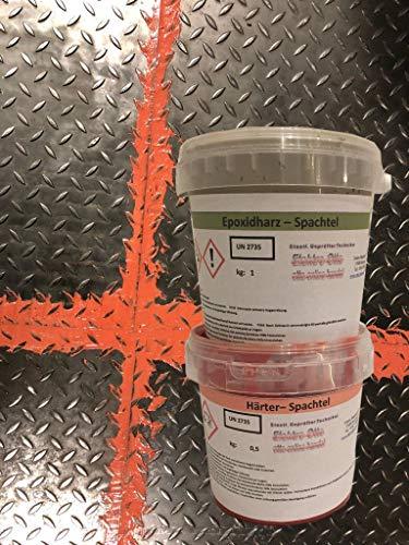 0,75kg otto-online-handel (Epoxidharz Fein-Spachtel),