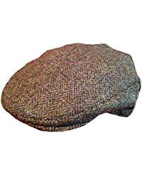 defe91aed Amazon.co.uk: Harris Tweed - Flat Caps / Hats & Caps: Clothing