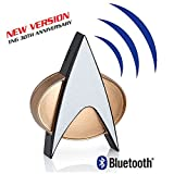 Star Trek Communicator Bluetooth Speaker Spillo Replica