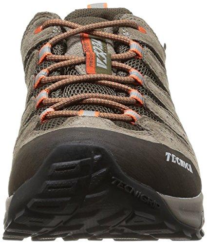 Tecnica Tempest Low Gtx Ms, Chaussures homme Warm Grey/Orange