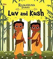 Ramayana Stories: Luv and Kush