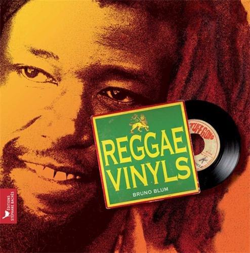 Reggae vinyls par Bruno Blum