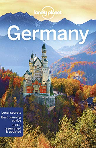 Price comparison product image Lonely Planet Germany (Travel Guide)