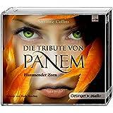 Die Tribute von Panem. Flammender Zorn (6 CD): Gekürzte Audioversion, ca. 420 min.