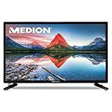 "MEDION LIFE P12304 59,9cm (23,6"" Full HD) LED-Backlight TV (Full HD, HD Triple Tuner, DVB-T2 HD, CI+, HDMI, USB), integrierter Mediaplayer, schwarz"