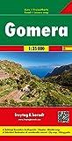 Gomera, Autokarte 1:35.000: Toeristische wegenkaart 1:35 000 (freytag & berndt Auto + Freizeitkarten)