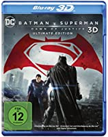 Batman v Superman: Dawn of Justice - Ultimate Edition [3D Blu-ray]