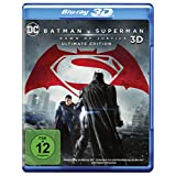 Batman v Superman: Dawn of Justice - Ultimate Edition [3D Blu-ray]